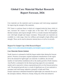 Global-Core-Material-Market