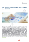 Polio Vaccines Market: Moving Towards a Brighter Future 2018-2026