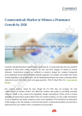 Cosmeceuticals Market Revenue Growth Predicted by 2026