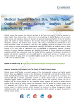 Medical Sensors Market Increasing Investment Of Industry Players And Rising Awareness till 2026