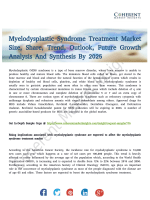 Myelodysplastic Syndrome Treatment Market Recent Research: Size, Trends & Forecasts 2017-2025