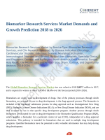 Biomarker Research Services Market Adopt Next-Generation Tech 2018-2026