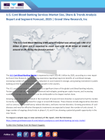 US Cord Blood Banking Services Market