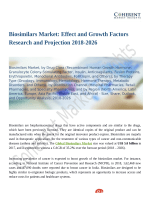 Biosimilars Market Entry Strategies, Countermeasures of Economic Impact and Marketing Channels to 2026