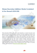 Histone Deacetylase Inhibitors Market Set for Rapid Growth And Trend by 2026
