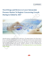 Novel Drugs and Devices to Lower Intraocular Pressure Market To Register Unwavering Growth During in Global by 2026