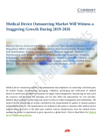 Medical Device Outsourcing Market Will Witness a Staggering Growth During 2019-2026