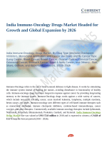 India Immune-Oncology Drugs Market Revenue Growth Predicted by 2026