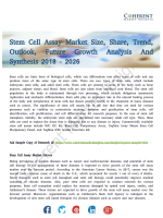 Stem Cell Assay Market: Evolving Technology, Trends and Industry Analysis 2026