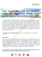 Latin America Bone Graft and Substitutes MarketLatin America Bone Graft and Substitutes Market is Booming Worldwide till 2026