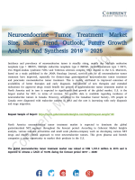 Neuroendocrine Tumor Treatment Market Witness Considerable Growth To 2025