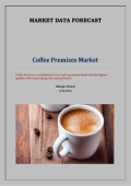 Coffee Premixes Market ppt-converted