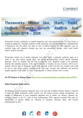 Theranostics Market 2018 | Scope of Current and Future Industry 2026