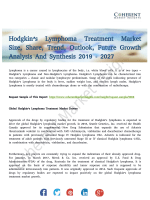 Hodgkin's Lymphoma Treatment Market to Record Stellar Growth by 2027