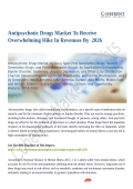 Antipsychotic Drugs Market Revenue Growth Predicted by  2026