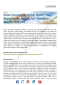 Global Gynecological Devices Market