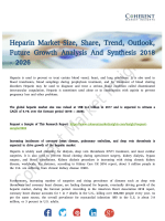 Heparin Market to Record an Impressive Growth Rate by 2026