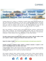 Cordyceps Sinensis and Militaris Extract Market Scrutinized In New Research By 2026