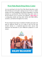 Allure Detox West Palm Beach