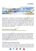 Cell Cryopreservation Market