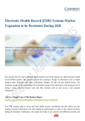 Electronic Health Record (EHR) Systems Market Expansion to be Persistent During 2026