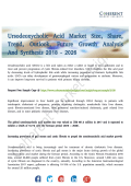 Ursodeoxycholic Acid Market Projections of Trends and Growth till 2026
