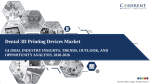 Dental 3D Printing Devices Market