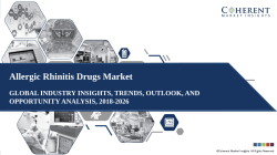 Allergic Rhinitis Drugs Market