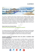 Ambulatory Blood Pressure Monitors Market