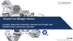Wound Care Biologics Market