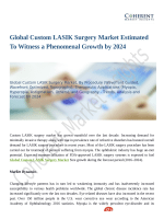 Global Custom LASIK Surgery Market Revenue Growth Predicted by 2024