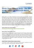 Macular Edema Treatment Market