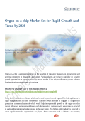 Organ-on-a-chip Market Revenue Growth Predicted by 2026