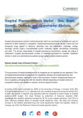 Hospital Pharmaceuticals Market