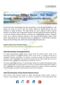 Bacteriophages Therapy Market