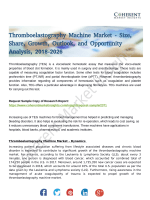 Thromboelastography Machine Market
