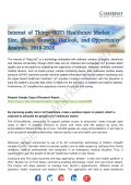 Internet of Things (IOT) Healthcare Market