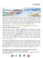 Anti-Obesity Drugs Market