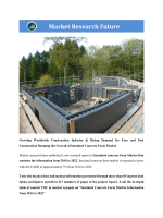 insulated concrete form market