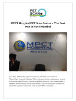 MPCT Hospital PET Scan Center