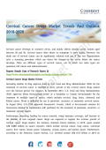 Cervical Cancer Drugs Market