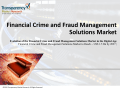 Financial Crime and Fraud Management Solutions Market