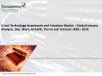 G.fast Technology Investment and Adoption Market - Global Industry Analysis, Size, Share, Growth, Trends and Forecast 2018 - 2026