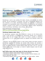 Physiotherapy Equipment Market