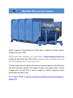 Compactors Market Research Report - Forecast to 2022