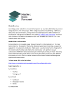 Low voltage cable market