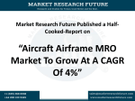 Aircraft Airframe MRO Market Research Report Information - Global Forecast to 2025
