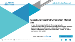 Analytical Instrumentation Market Overview 2019-2025 Latest Analysis Techniques, Instrument Types & Ranges, Research & Development, Manufactures, Applications & Forecast