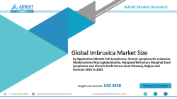 Imbruvica Market 2019 Latest Innovation, key Drivers, Restraints, Segment, Opportunities and Industry Analysis, Forecast Period 2025
