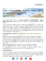 Linear Accelerators for Radiation Market 1